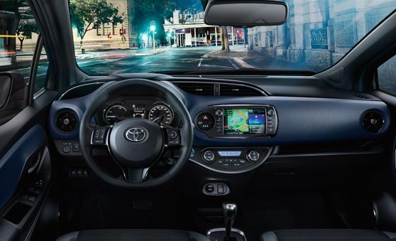 Toyota Yaris Hybride Offre Du Moment