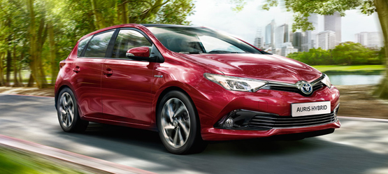 Auris Luna now with FREE Technology Pack worth €1,250