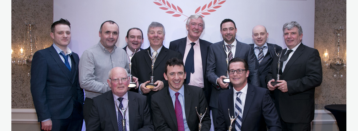 Toyota Ireland Annual Dealer of the Year Awards 2016
