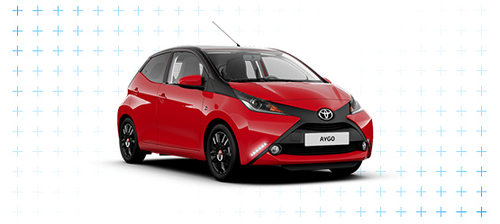 Toyota AYGO Business