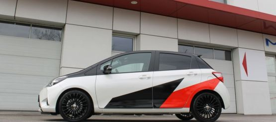 Yaris G-Tribute Limited Edition