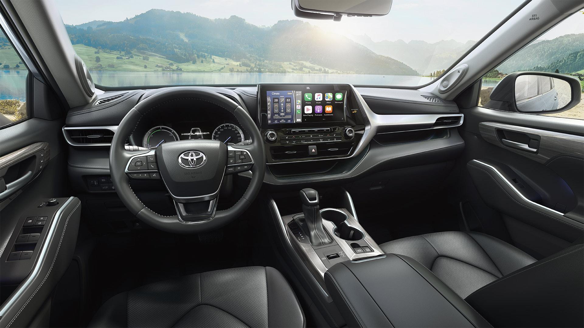 Toyota Highlander - Hybrid SUV