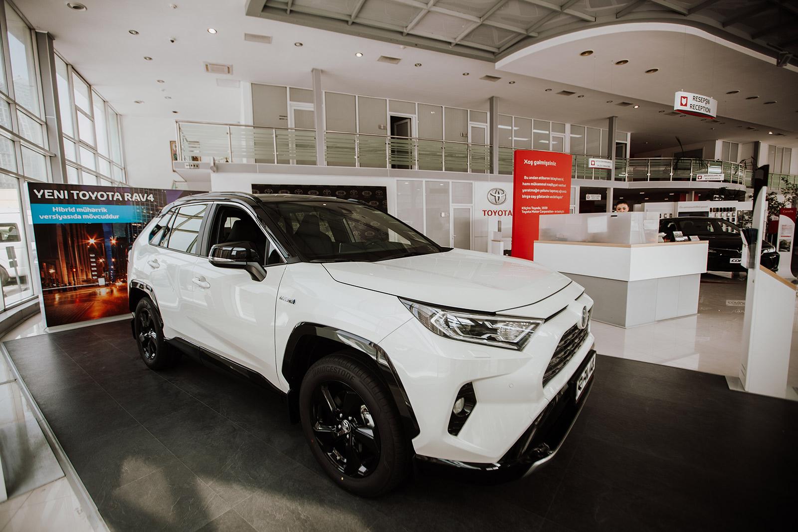 Toyota Baki Mərkəzi Toyota Azərbaycan