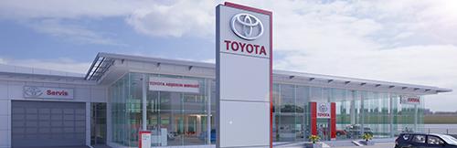 Toyota Abşeron Mərkəzi