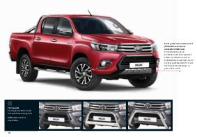 toyota belgique notre brochure accessoires hilux. Black Bedroom Furniture Sets. Home Design Ideas