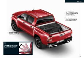 toyota drivers accessoires brochures voor de hilux. Black Bedroom Furniture Sets. Home Design Ideas