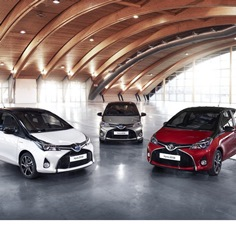 Toyota Yaris Speciale series