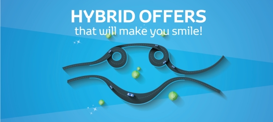Hybrid Offers that will make you smile!