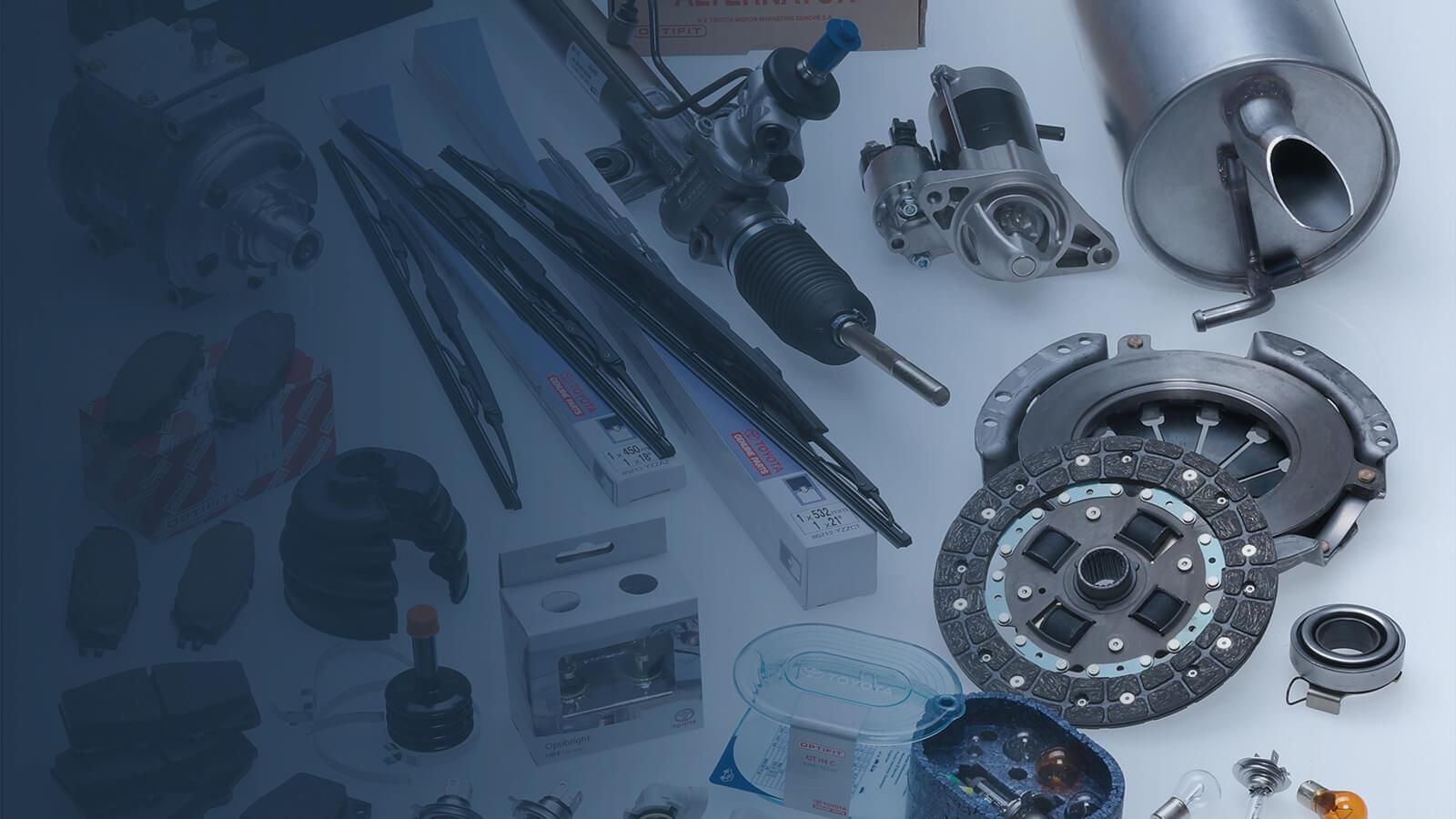 Toyota Rav4 Hybrid Used >> Toyota genuine parts