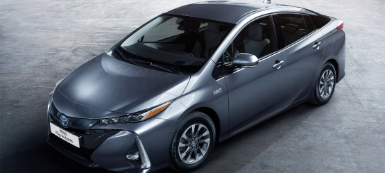 Prius Plug In environmental information page