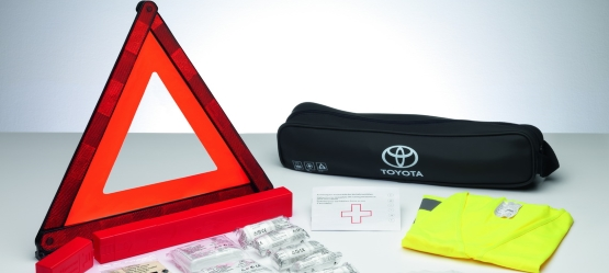Toyota Safety Kit Offer