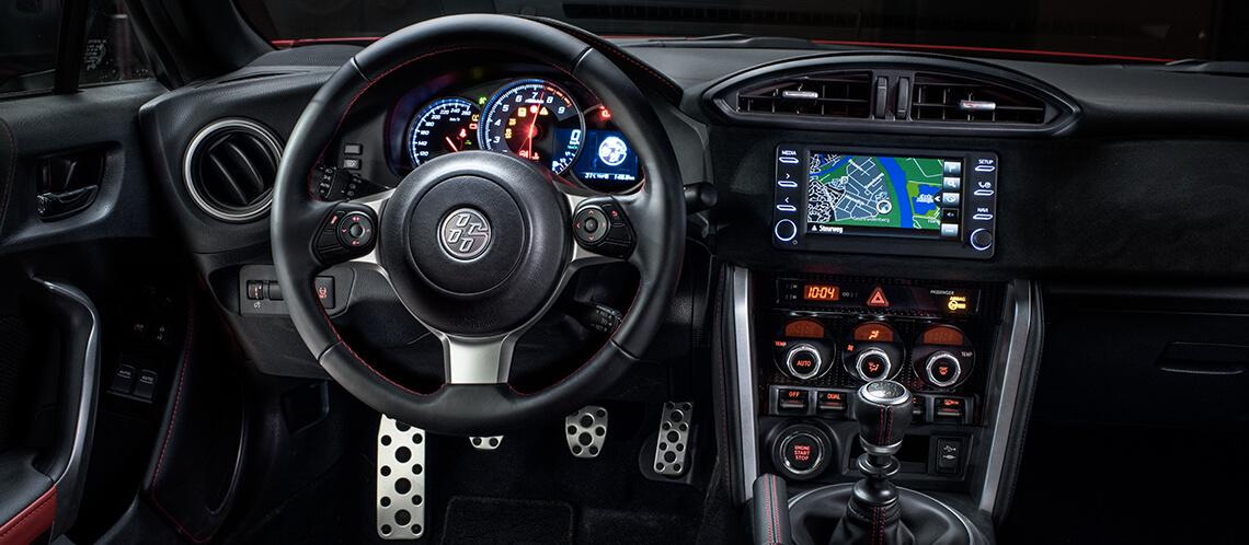 GT86   Das klassisches Sportwagenerlebnis   Toyota DE
