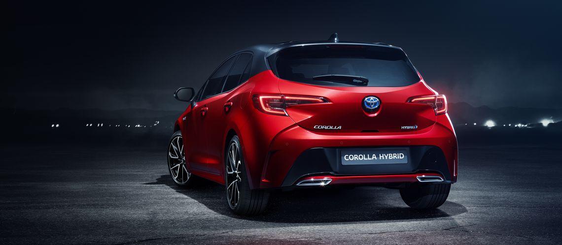 Der Toyota Corolla Startet In Eine Neue Ara Toyota De
