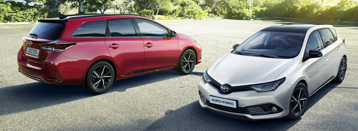 Toyota Auris Prestige - den flotteste Auris nogensinde