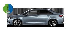 Nuevo Corolla Sedan