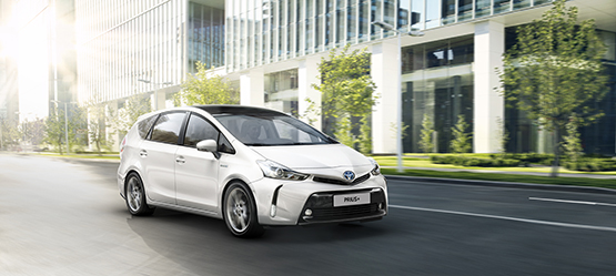 Prius Plus, el coche familiar híbrido