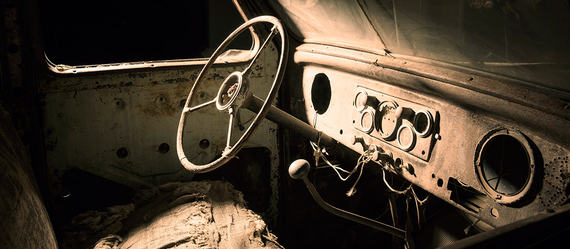 Interior Toyoda AA