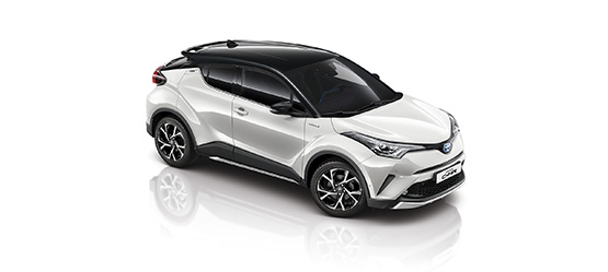 Toyota C-HR fotos