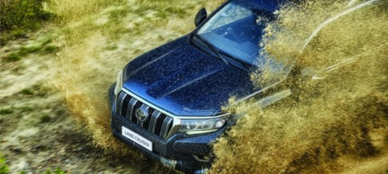 Toyota Land Cruiser el modelo imparable