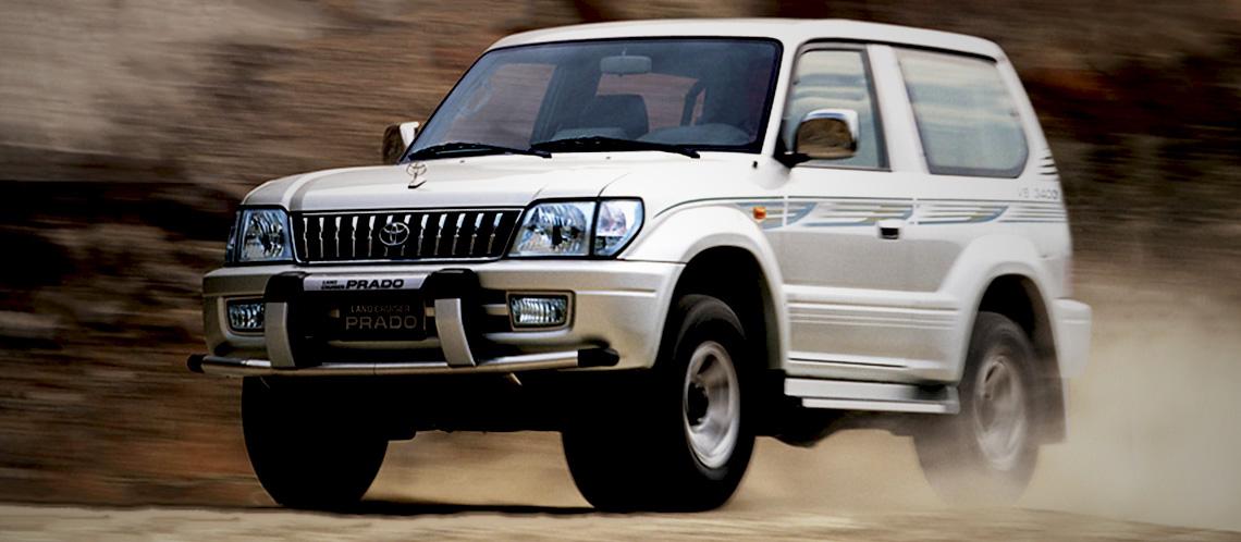 Descubre La Historia Del Toyota Land Cruiser