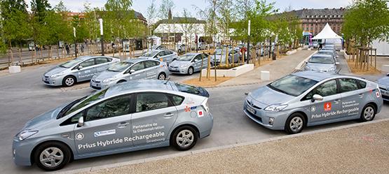 Plug In Hybrid Vehicle Toyota Motor Europe