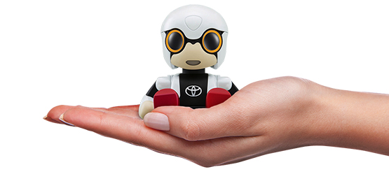 Introducing Kirobo Mini