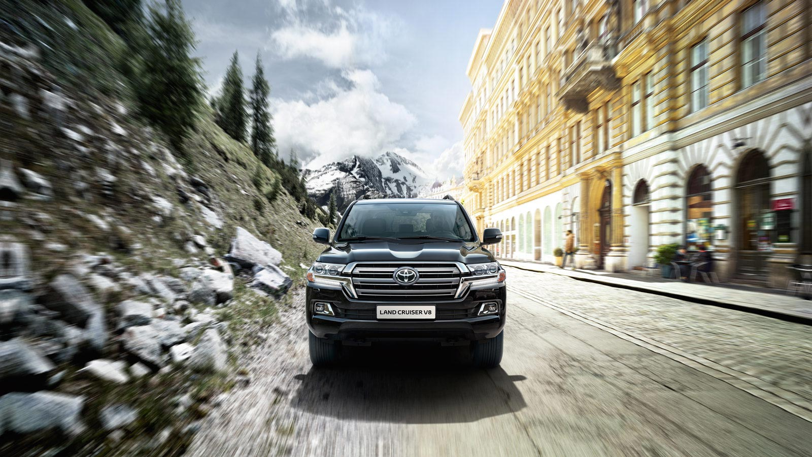 Land Cruiser V8 Overview Features Diesel Toyota Europe Off Road Gallery