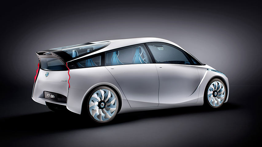 Concept Cars A Glimpse Into Toyota S Future