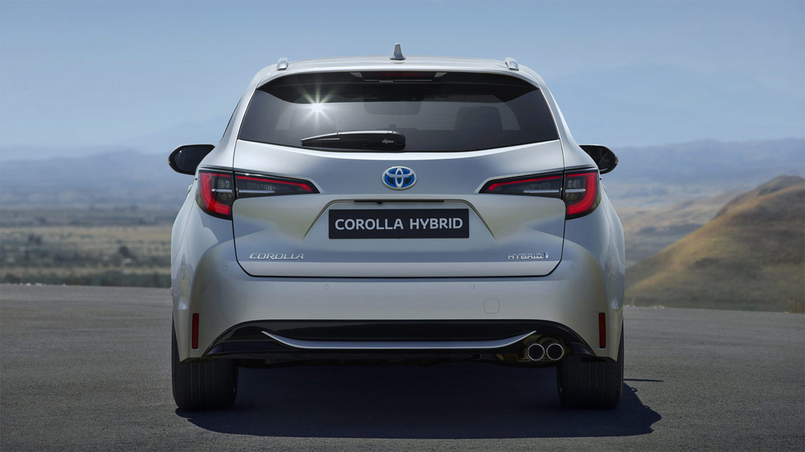 New Toyota Corolla Hybrid The Next Generation Of Hybrid Driving