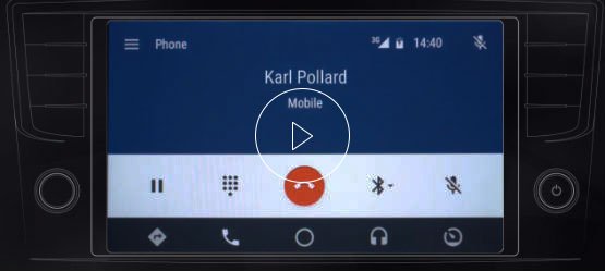 Android Auto calls