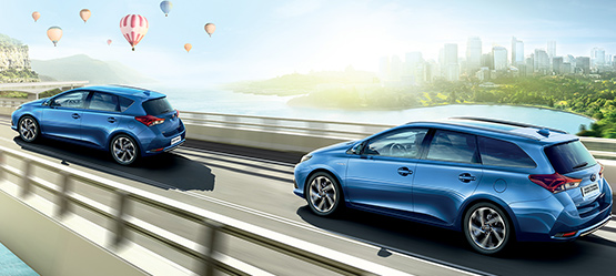 Toyota Auris & Auris Touring Sports Hybride Business