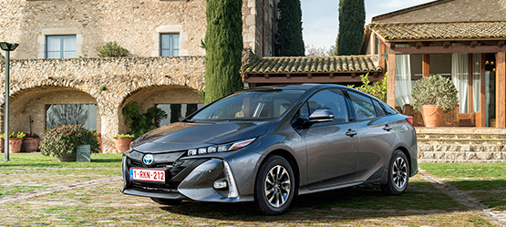 "Toyota Prius Hybride Rechargeable, une vraie ""Machine Verte"""