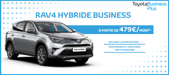 Toyota RAV4 Hybride Business