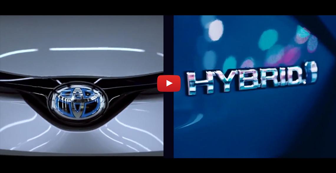 L Hybride Toyota L 233 Volution De La Prius