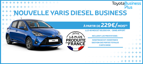 Nouvelle Yaris Diesel Business