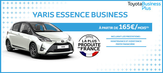 Toyota Yaris Essence France Business