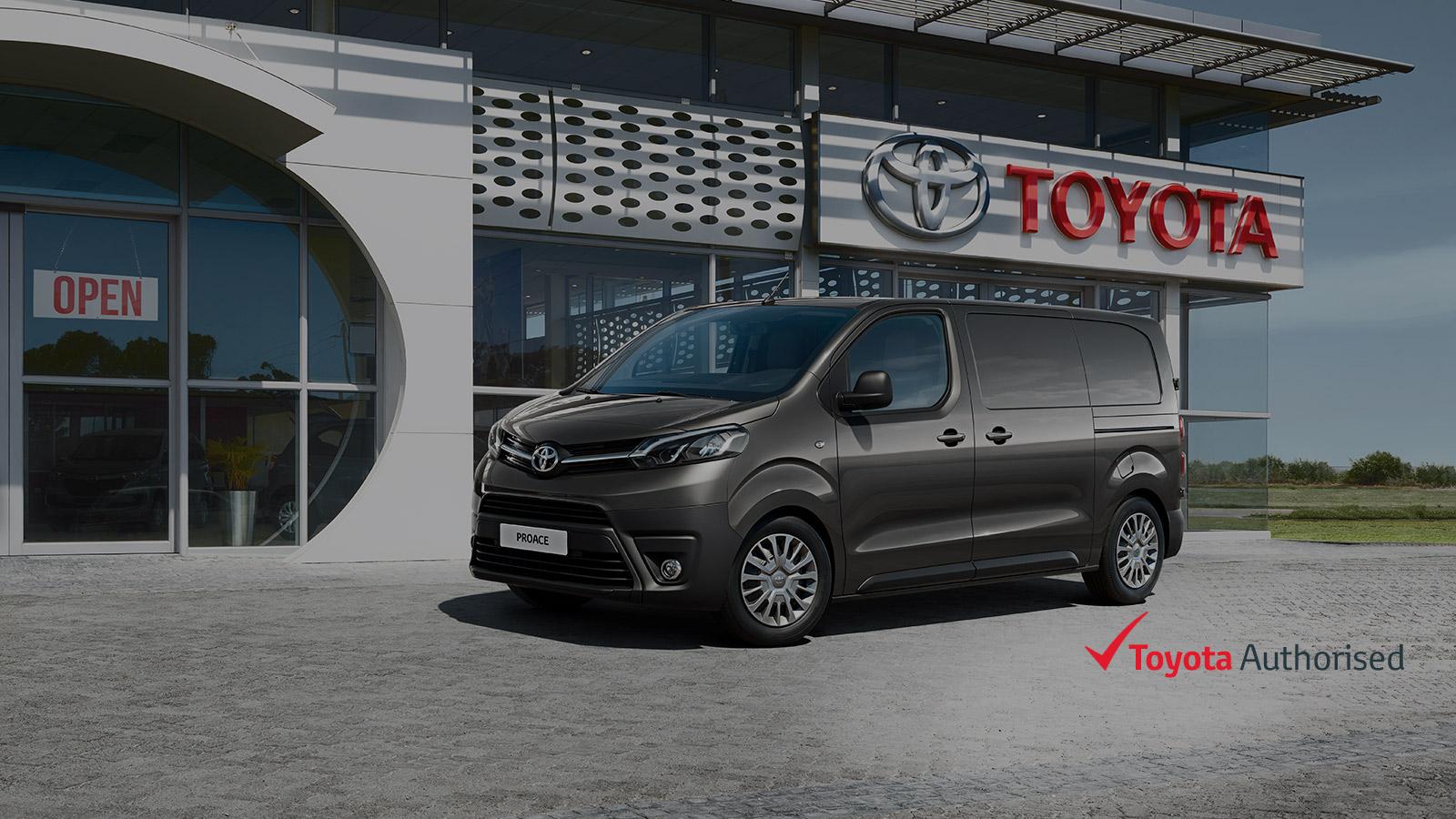 Toyota Bespoke Lcv Conversions