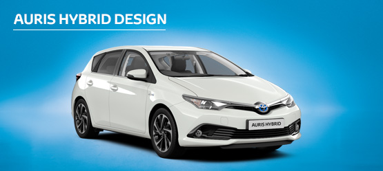 Auris Hybrid Design £239 per month^