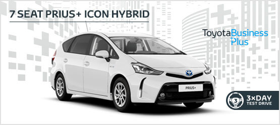 "<h3 style=""text-align: left;""><strong>Prius+ Icon Hybrid £229 + VAT per month* (Customer maintained)</h3></strong>"