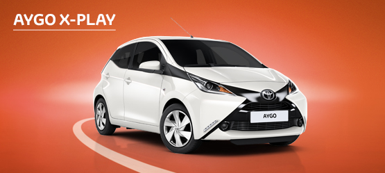 AYGO X-Play 4.9% APR Representative*