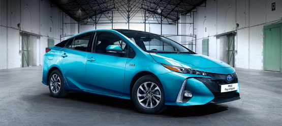 All New Toyota Prius Plug-in