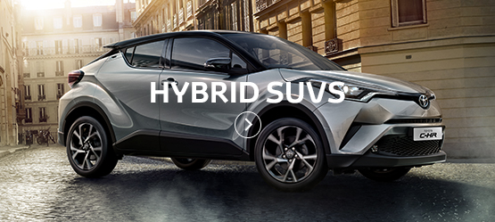 <h5>See our range of Toyota Hybrid SUVs</h5>