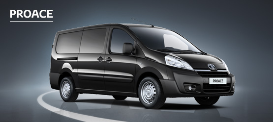 PROACE L1H1 from £160 + VAT per month† (Finance Lease )