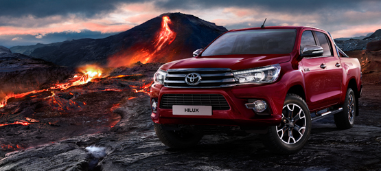 New Hilux