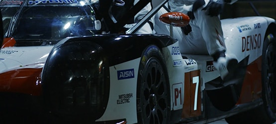 Pushing endurance to the edge. Toyota in the World Endurance Championship