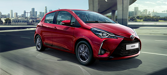 Best Small Cars Small Cars Toyota UK - Best toyota cars