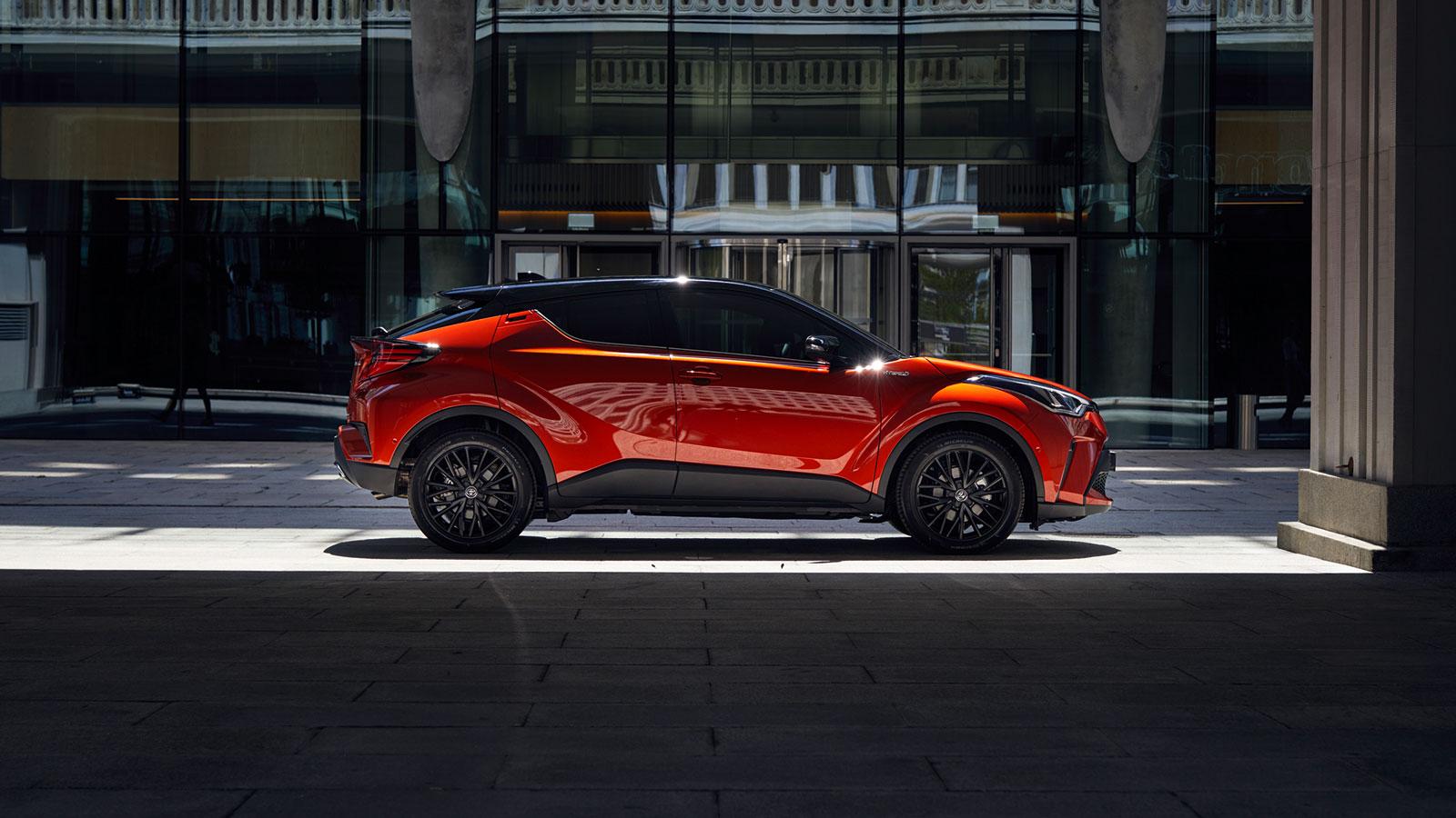 Hybrid Suv Toyota Suv Toyota Uk