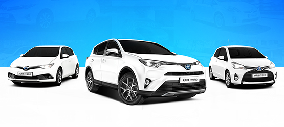 Toyota Hybrid sales exceed eight million