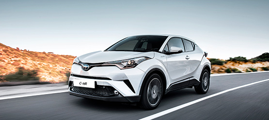 Toyota C-HR :: Interbrand Best Global Brands 2017