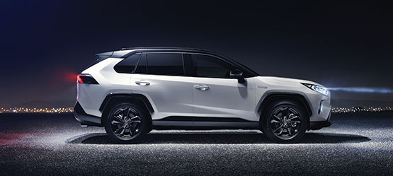 Register your Interest in the 2019 RAV4